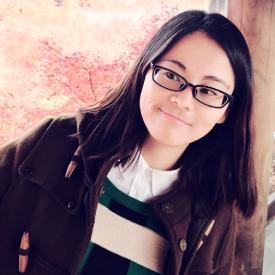 Employee Joanna Zhou