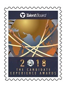 TalentBoard: 2018 North American Candidate Experience Awards