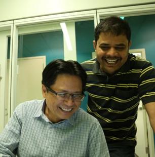 two male ADP associates