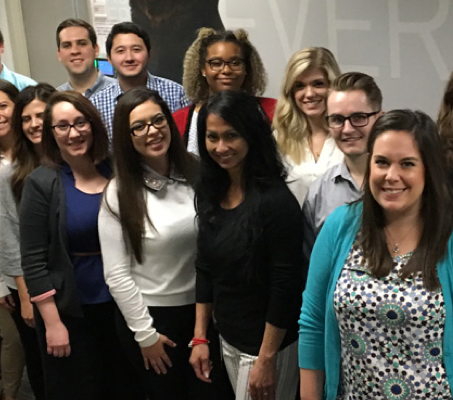group of ADP associates from the Tempe, AZ office