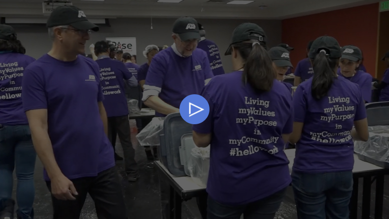 ADP's Month of Caring 2018 video