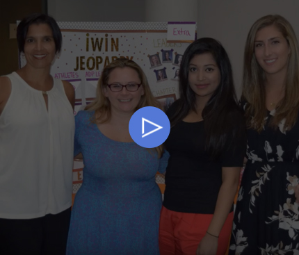 ADP - iWIN - International Women's Inclusion Network Business Resource Group: video