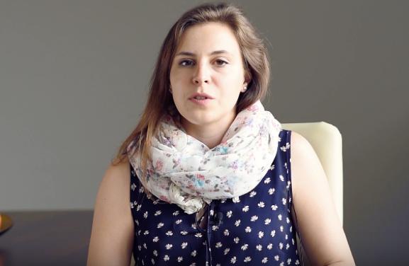 Sara G: Best part of ADP video