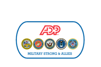 ADP: military strong & allies
