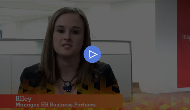 ADP Human Resource Career Insights – Riley video