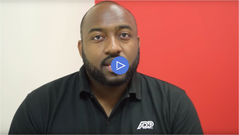 ADP Training and Development Insights video.