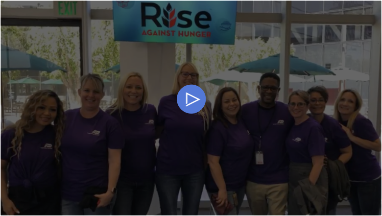 ADP's Month of Caring 2018 - video