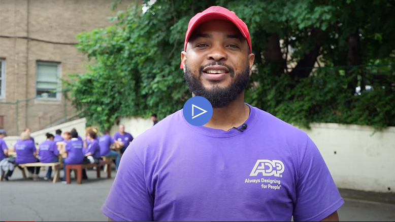 Video: ADP's Month of Caring