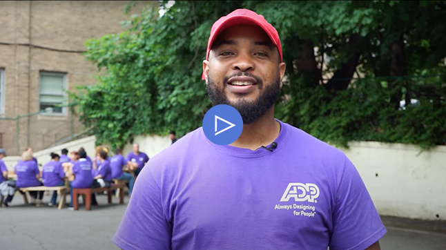 ADP's Month of Caring video