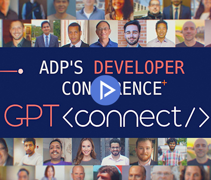 Video: ADP's First-Ever Virtual Global Products and Technology Summit