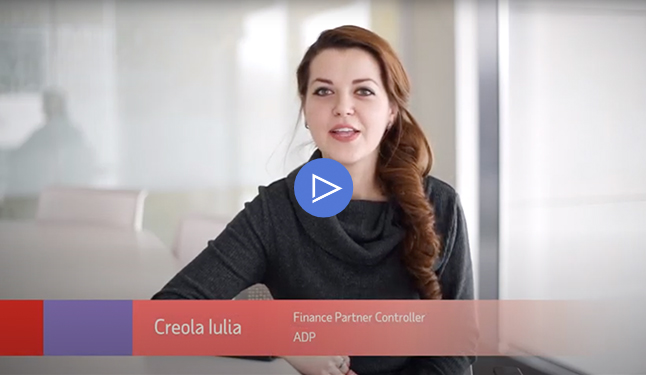 video: ADP Romania: What do you love about working at ADP?