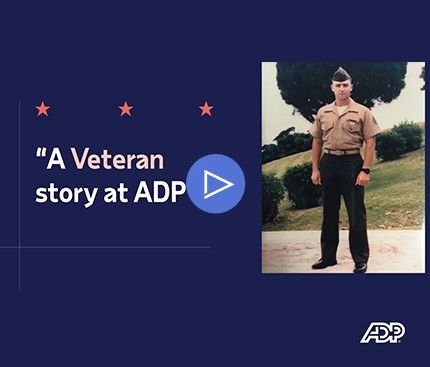 video: A Veteran Story at ADP