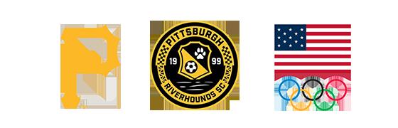 allegheny-threesports-logos
