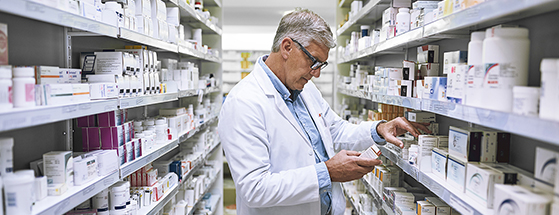 pharmacy pod