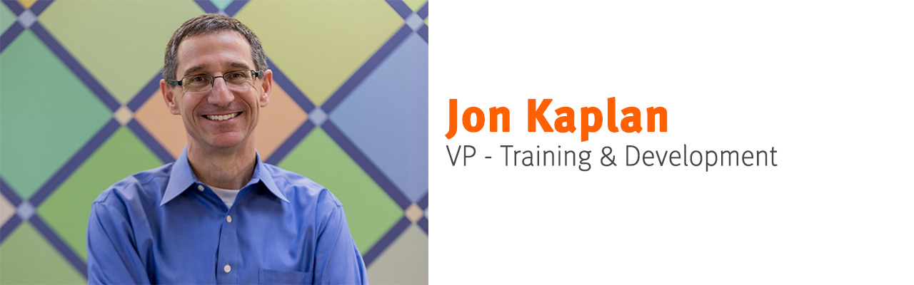 Jon Kalpan vp-training and development