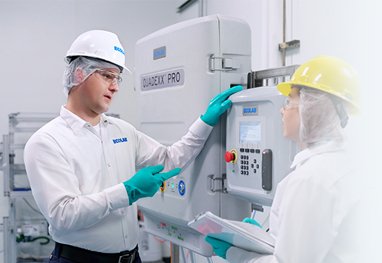 Programs for College Students and Recent Grads | Ecolab Careers