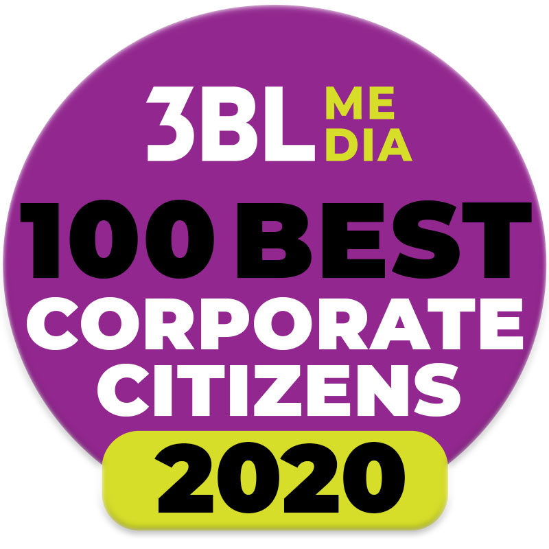 2020 CR's 100 best Corporate Citizens, #7