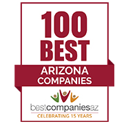 100 Best Arizona Companies - Best Companies, Celebrating 15 years