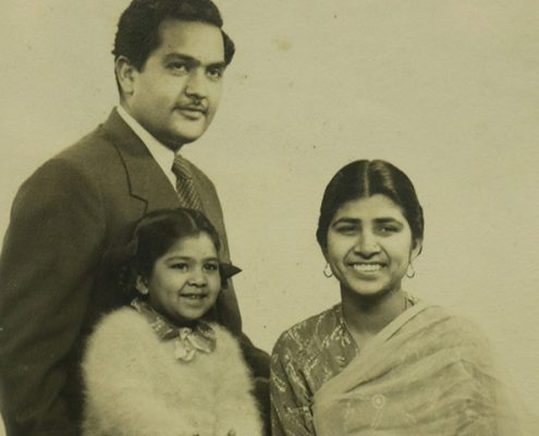 Abha K Family