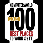 Computerworld 2019 100 Best Places to Work in IT