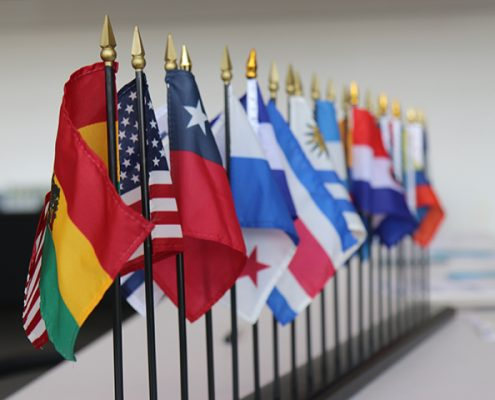 World Flags - Engaging, honest conversations fosters positive results