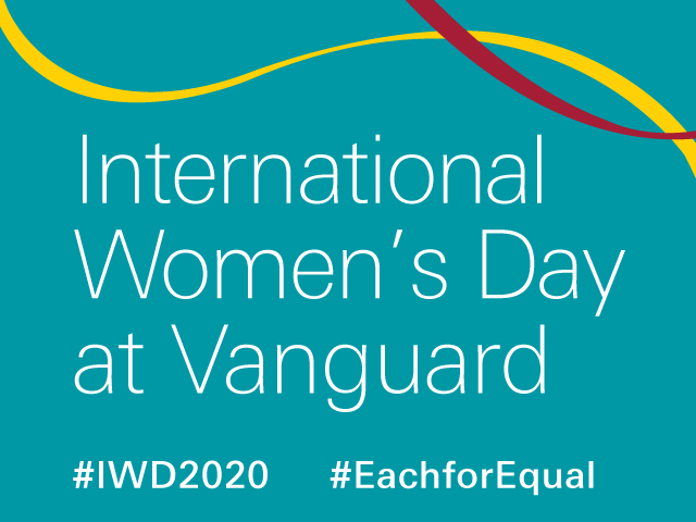 International Women's Day at Vanguard