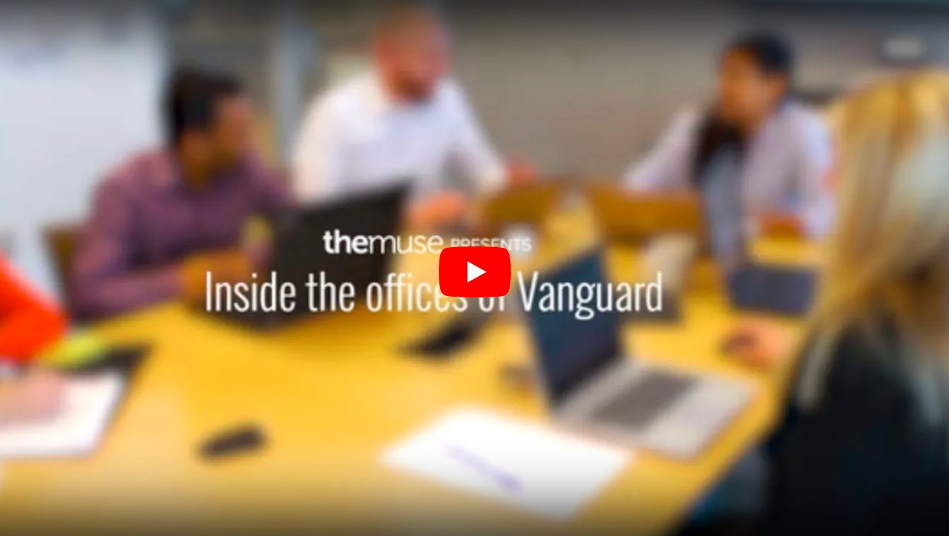 Inside the offices of Vanguard - Play Video