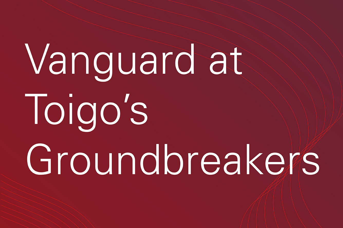 Vanguard at Toigo's Groundbreakers