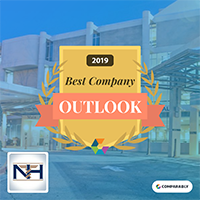 Best company Outlook award