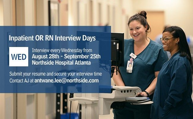 Careers at Northside Hospital | Atlanta | Search Jobs and Apply