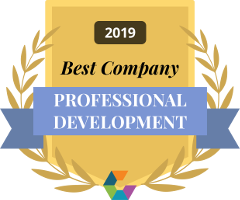 Best professional development award