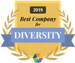 Best company for Diversity award