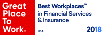For 2018, First American was named one of the Best Workplaces in Financial Services and Insurance by Great Place to Work