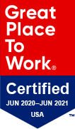First American is certified as a Great Place to Work for the seventh year!