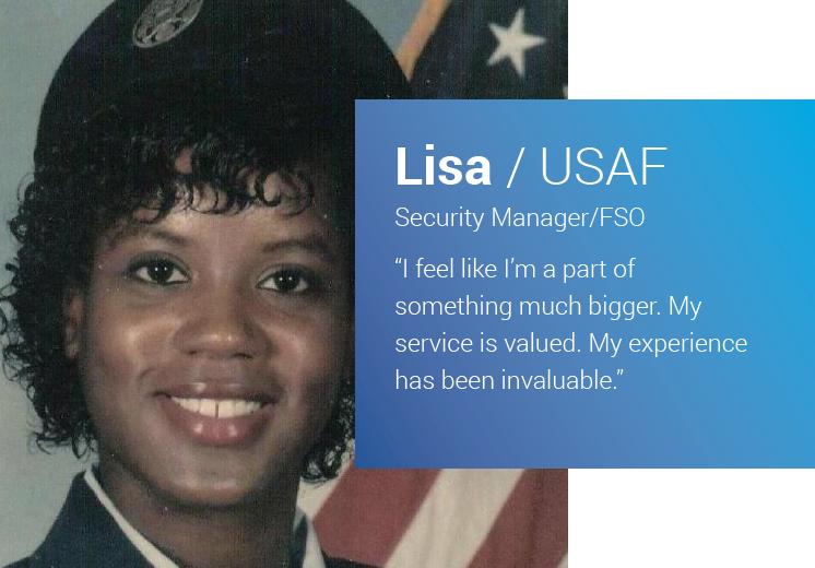 Lisa, USAF