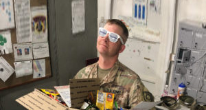 Together We Stand: Care Packages for Deployed Peraton Colleagues