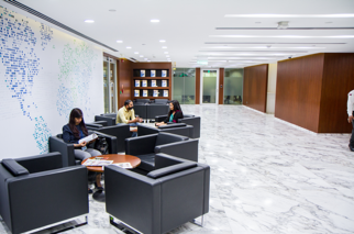 Gurgaon office interior