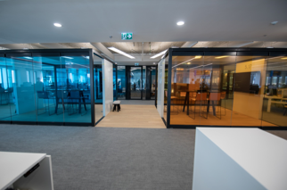 Budapest interior office image