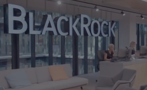 Open video Exterior image of BlackRock office