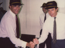 Blackrock founders, 1988