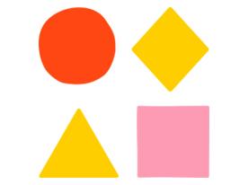Diverse shapes