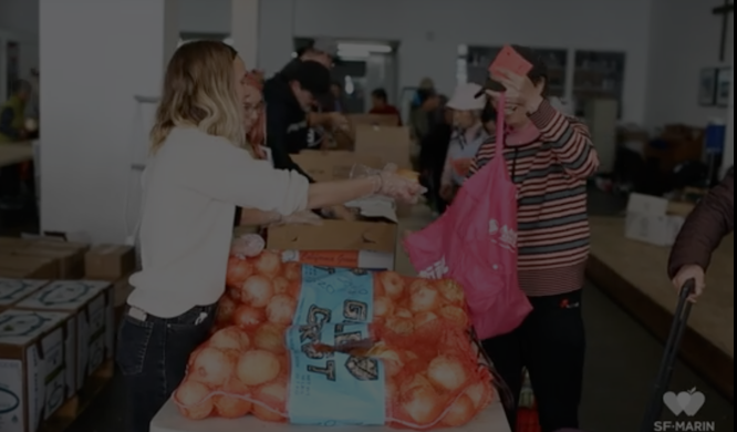 BlackRock and SF Marin Food Bank