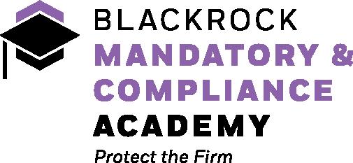 BlackRock Mandatory & Compliance Academy