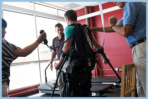 We become the first hospital in Southern California to acquire the Ekso™ exoskeleton