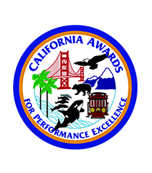 California Awards for Performance Excellence's (CAPE™) Eureka Gold Award