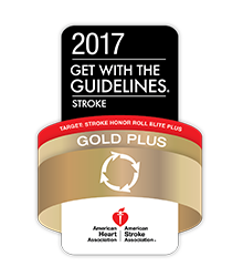 Get with the Guidelines® – Gold Plus and the Target Stroke Honor Roll Elite Award
