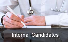 Internal Candidates