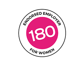 WORK 180, empowering every woman to choose a workplace where they can thrive.