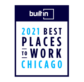 BuiltIn Chicago's Best 2021